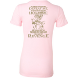 Super Saiyan Majin Vegeta Revenge Woman Short Sleeve T Shirt - TL00558WS