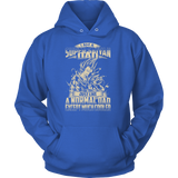 Super Saiyan Vegeta and Trunks Dad Unisex Hoodie T shirt - TL00460HO