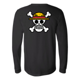 One Piece - Luffy symbol - Long Sleeve Shirt - TL00904LS