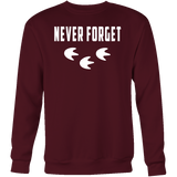 Pet - Never Forget - Sweatshirt T Shirt - TL00748SW