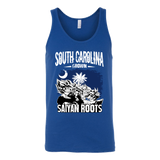 Super Saiyan South Carolina Grown Saiyan Roots Unisex Tank Top T Shirt - TL00154TT