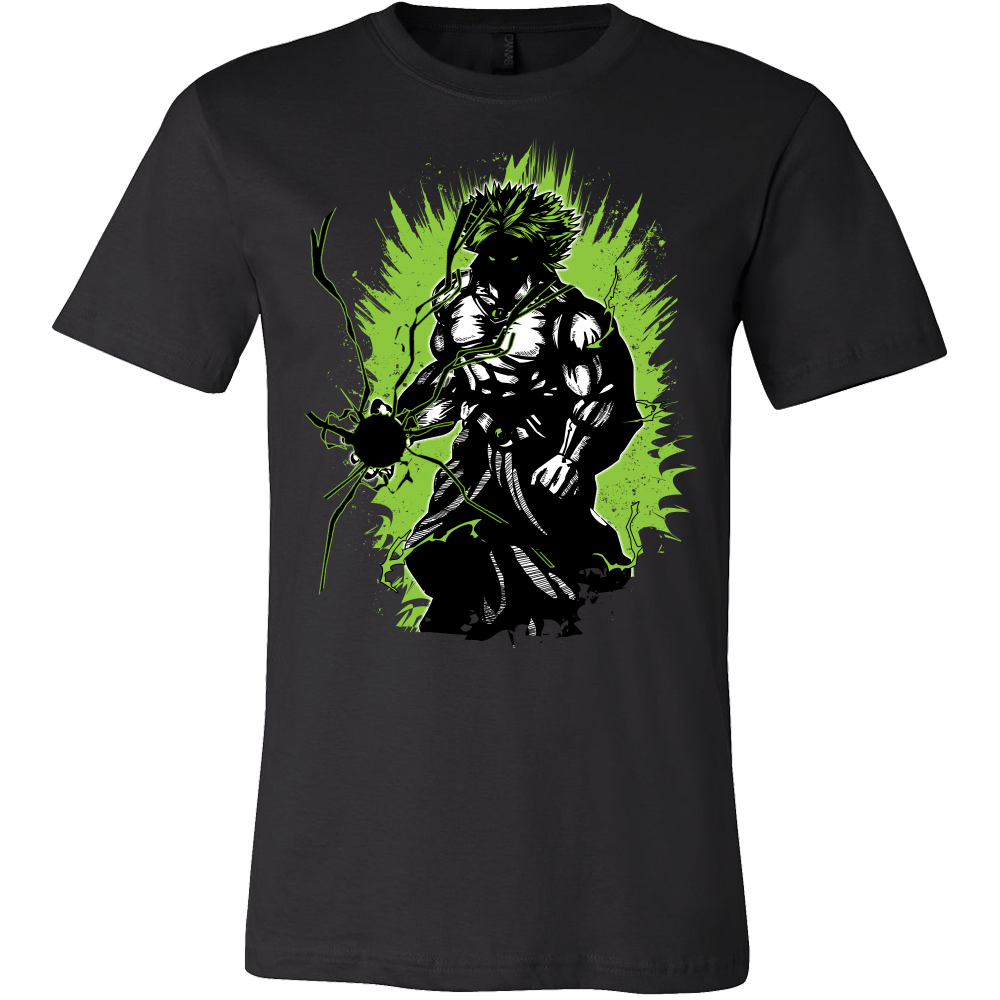 Super Saiyan Broly Legendary Men Short Sleeve T Shirt - TL00018SS
