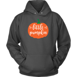 Halloween - Little pumpk in - Unisex Hoodie T shirt - TL00726HO