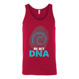 Super Saiyan God DNA Unisex Tank Top T Shirt - TL00531TT