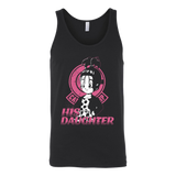 Super Saiyan Bulla Father And Daughter Unisex Tank Top T Shirt - TL00519TT