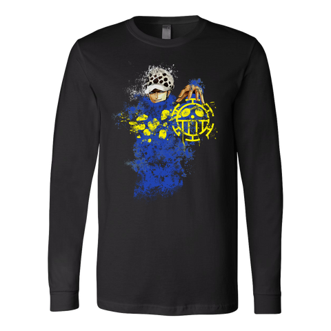 One Piece - Trafalgar Law -Unisex Long Sleeve - TL01384LS