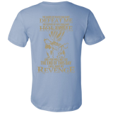 Super Saiyan Majin Vegeta Revenge Men Short Sleeve T Shirt - TL00558SS