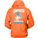 Super Saiyan Goku God Show Mercy in Battle Unisex Hoodie T shirt - TL00439HO