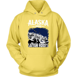 Super Saiyan ALASKA Growns Saiyan Roots Unisex Hoodie T shirt -TL00169HO