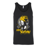 Super Saiyan Trunks Son Unisex Tank Top T Shirt - TL00492TT
