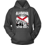 Super Saiyan Unisex Hoodie T shirt - FOR ALABAMA FANS - TL00159HO