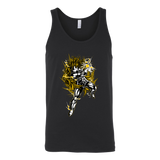 Super Saiyan Vegeta 3 Unisex Tank Top T Shirt - TL00123TT