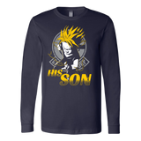 Super Saiyan Trunks Son Long Sleeve T shirt - TL00492LS