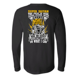 Super Saiyan Long Sleeve T shirt - Warriors Goku Fans - TL00047LS