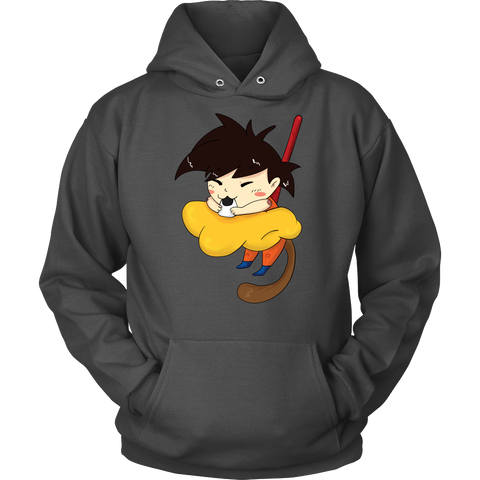 Super Saiyan - Monkey Ball - Unisex Hoodie T Shirt - TL01344HO