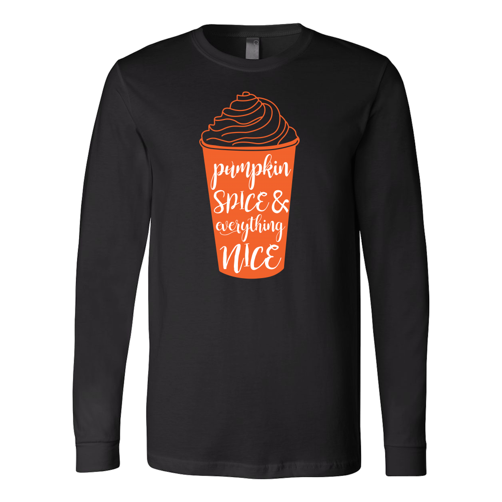 Halloween - SPICE & NICE - Men Long Sleeve T Shirt - TL00758LS