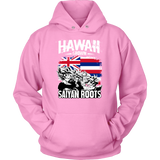 Super Saiyan Unisex Hoodie T shirt - FOR HAWAII FANS - TL00165HO