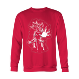 Super Saiyan - SSj Rose - Holiday Special Sweatshirt T Shirt - TL00883SW
