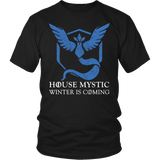 POKEMON HOUSE MYSTIC Men Short Sleeve T shirt - TL00620SS