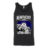 Super Saiyan Kentucky Grown Saiyan Roots Unisex Tank Top T Shirt - TL00152TT