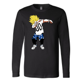 Super Saiyan Goku Dab Long Sleeve T shirt - TL00466LS