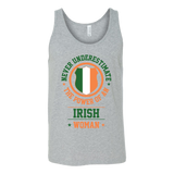 Limited Edition Irish Unisex Tank Top T Shirt - TL00646TT