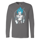 Super Saiyan Vegeta God Long Sleeve T shirt - TL00525LS