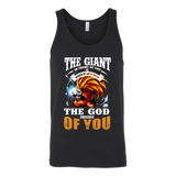 Super Saiyan - the god inside of you - Unisex Tank Top T Shirt - TL01171TT