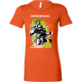 Super Saiyan Broly Woman Short Sleeve T Shirt - TL00117WS