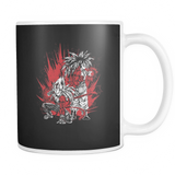 Super Saiyan Vegeta 4 11oz Coffe Mug - TL00227M1