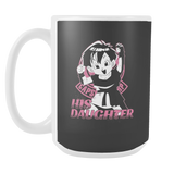 Super Saiyan Pan Daughter 15oz Coffee Mug - TL00480M5