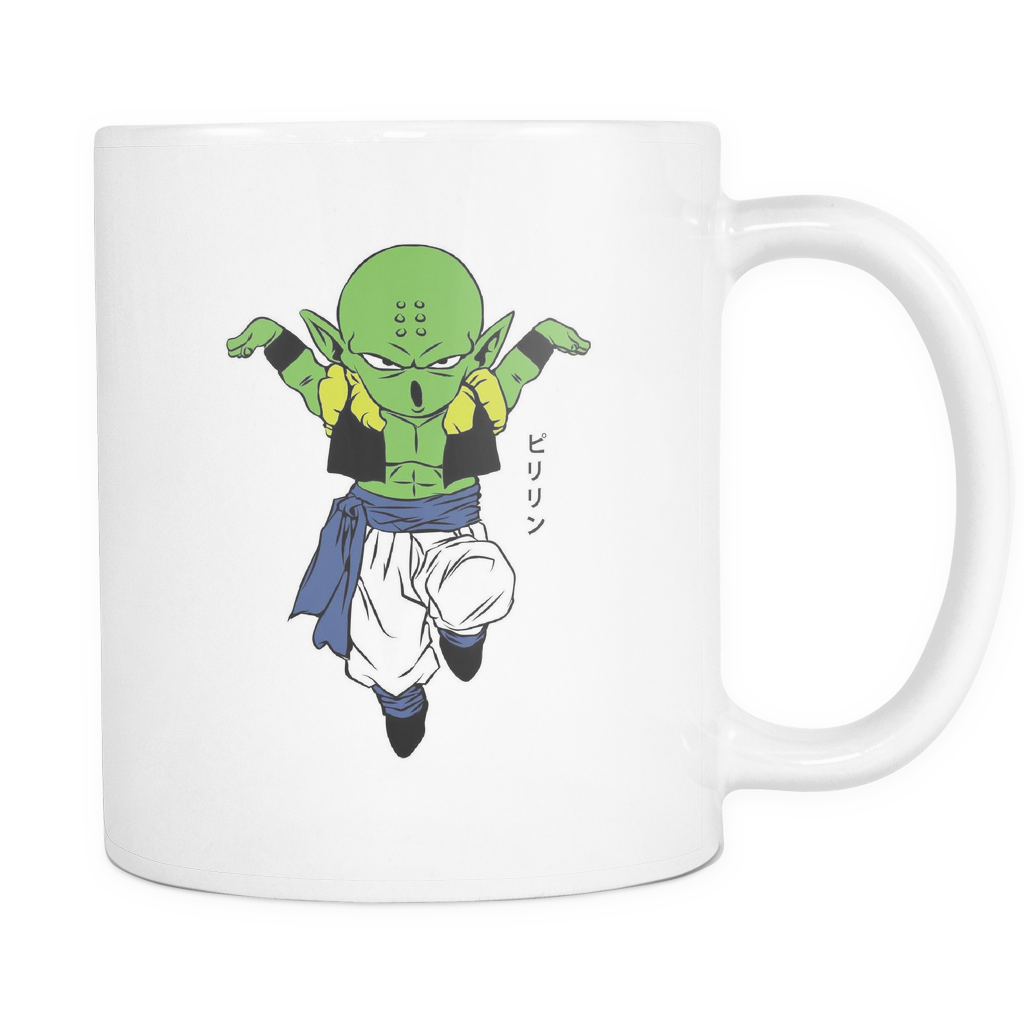Super Saiyan - Piccolo fusion with Krillin Prilin - 11oz Coffee Mug - TL00875M1