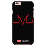 Super Saiyan Majin Symbol iPhone 5, 5s, 6, 6s, 6 plus, 6s plus phone case - TL00049PC-RED
