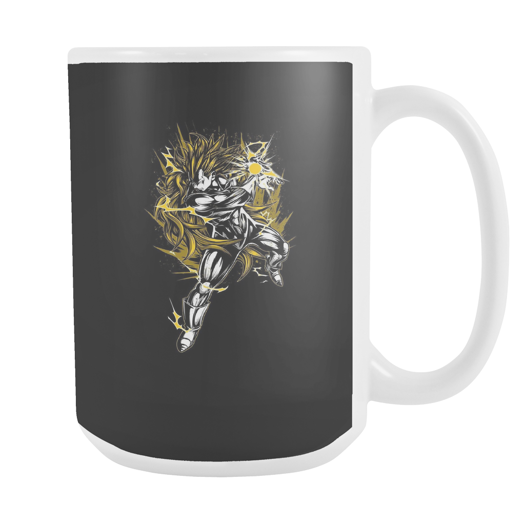 Super Saiyan Vegeta 3 15oz Coffee Mug - TL00123M5