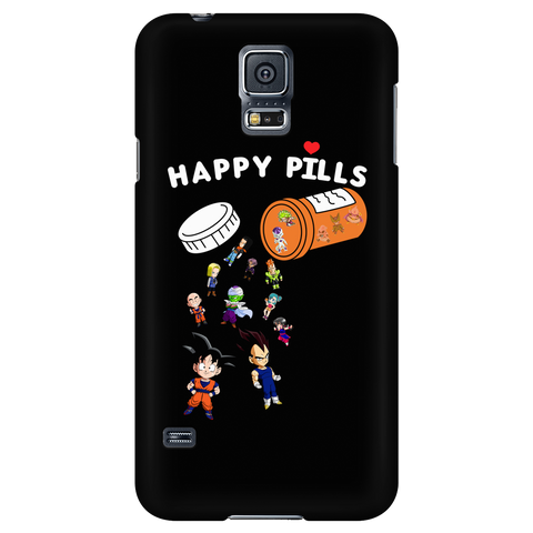 Saiyan - Happy Pills - Android Phone Case - TL01228AD