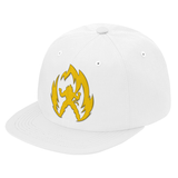 Super Saiyan Vegeta Gold Symbol Snapback - PF00291SB - The Tshirt Collection - 19