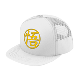 Super Saiyan Goku Golden Symbol Trucker Hat - PF00180TH - The Tshirt Collection - 9