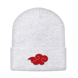 Naruto Akatsuki Symbol Beanie - PF00302BN - The TShirt Collection