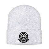Super Saiyan Trunks Capsule Corp Symbol Beanie - PF00194BN - The Tshirt Collection - 6