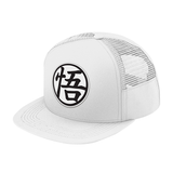Super Saiyan Goku Symbol Black and White Snapback - PF00182TH - The Tshirt Collection - 9