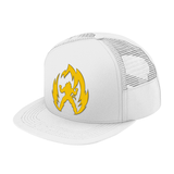 Super Saiyan Vegeta Gold Symbol Trucker Hat - PF00291TH - The Tshirt Collection - 9