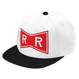 Super Saiyan Red Ribbon Symbol Snapback - PF00187SB - The Tshirt Collection - 19