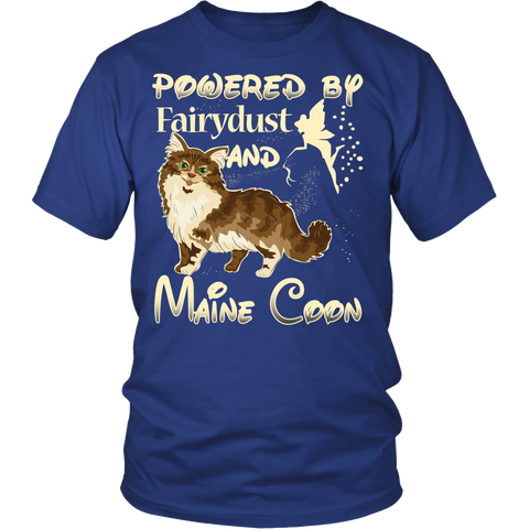 Cat - MAINE COON -Men Short Sleeve T Shirt - TL01480SS
