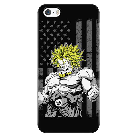 Super Saiyan - Legendary Saiyan - Iphone Phone Case - TL01186PC