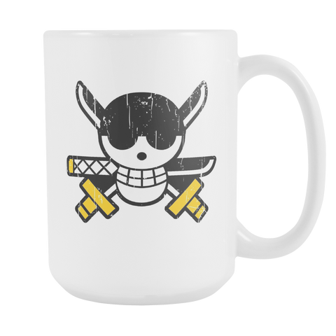 One Piece - Zoro symbol - 15oz Coffee Mug - TL00903M5