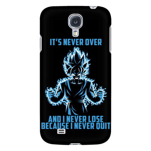 Super Saiyan - Goku never lose - Android Phone Case - TL01055AD