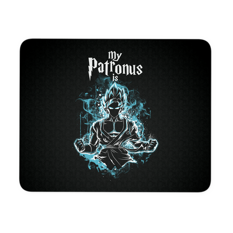 Super Saiyan - My Patronus is Goku God - Mouse Pad - TL00898MP