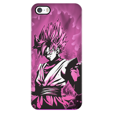 Super Saiyan - Goku Rose - Iphone Phone Case - TL00953PC