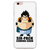 Super Saiyan -Veku Six Pack coming soon - Iphone Phone Case - TL00881PC