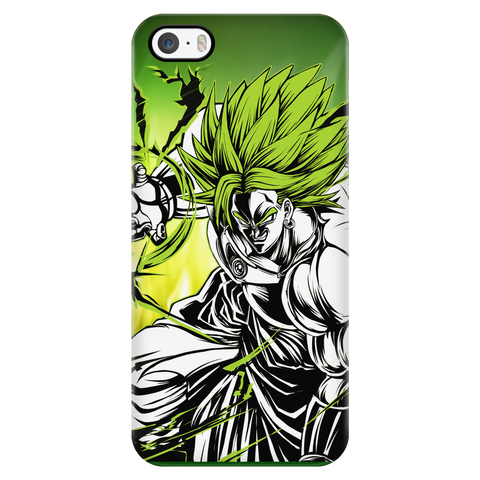 Super Saiyan - Broly - Iphone Phone Case - TL00983PC